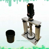 Barrel Emptying adhesive pump